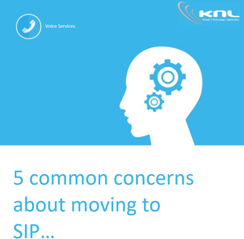 5 common concerns about moving to SIP