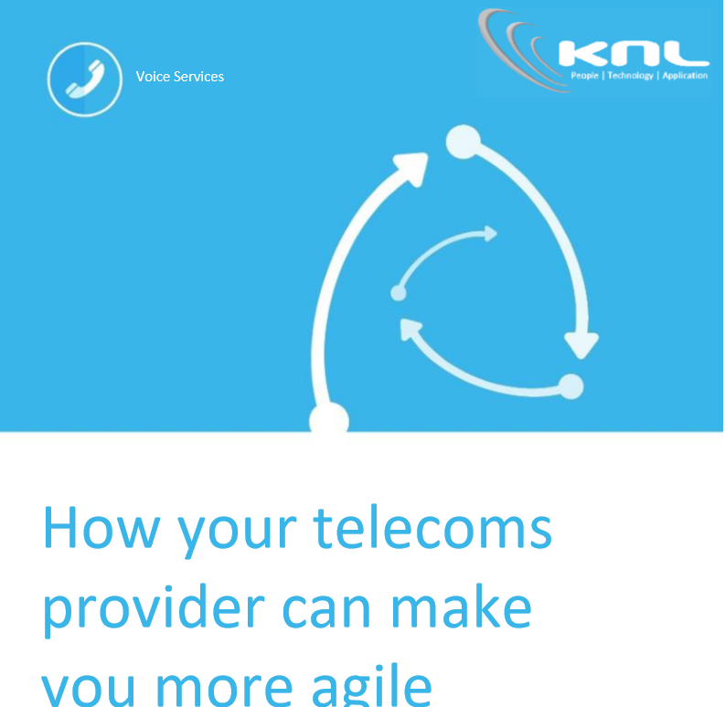 EBook how your telecoms provider can make you more agile